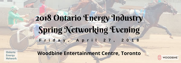 2018 Ontario Energy Network Industry Spring Networking Evening