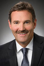 Steve Baker, President & CEO Union Gas Limited