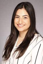 Vivian Sadeh, Events and Program Coordinator